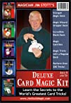 Jim Stotts Deluxe Card Magic Kit