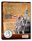 Statehood Quarters Album 1999-2009, P&D (Cornerstone Coin Albums)