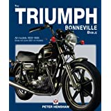 The Triumph Bonneville Bible (59-88)by Peter Henshaw