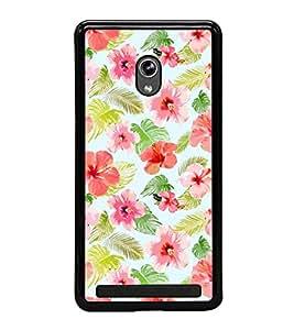 ifasho Designer Phone Back Case Cover Asus Zenfone 5 A501CG ( Good Teacher Quotes Blue )