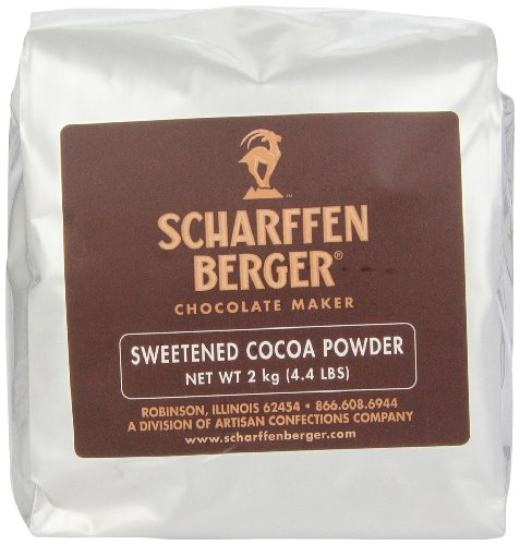 scharffen berger Scharffen berger chocolate frosting: place the chocolate and butter in a medium bowl and set aside bring the cream, sugar, and salt to a simmer in a large saucepan.