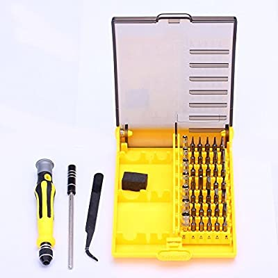 TinFmoon 45 in 1 Precision Screwdriver Tools Kit Set For RC Helicopter Car PC Mobile