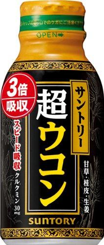 サントリー 超ウコン ボトル缶 100ml×6×5