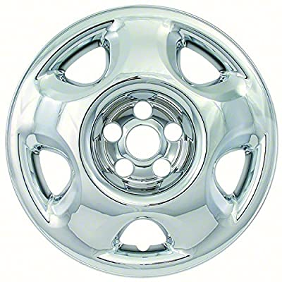 Coast To Coast IWCIMP75X 17 Inch Chrome Wheelskins With Lx - Pack Of 4