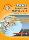 echange, troc Collectif Michelin - Atlas routier France 2012 Multiflex A4