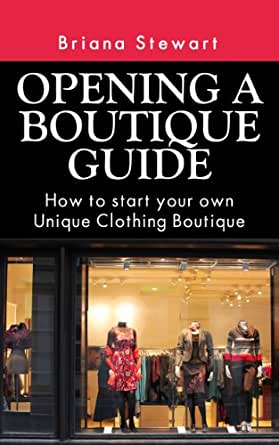 How to start your own business clothing store