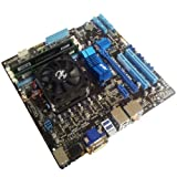 AMD Bulldozer FX-4170 Quad Core 4.2GHz - Asus M5A78L-M USB3 HDMI Motherboard - 32GB (4x8GB) DDR3 Memory Bundle