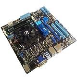 AMD Athlon X2 270 3.4Ghz CPU - Asus M5A78L-M LX V2 DDR3 Micro ATX Motherboard - 4GB DDR3 1333MHz