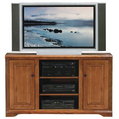 Cheap Oak Ridge 55″ Thin-Screen TV Stand (93557WPLT)