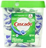 Cascade Actionpacs Dishwasher Detergent, Fresh Scent, 110 Count Reviews