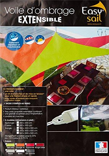 Easy Sail ESCC300 - Vela de sombra para patio