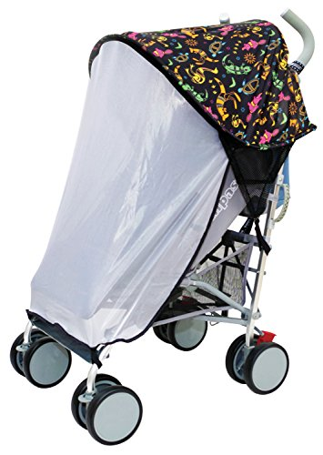 Dreambaby Strollerbuddy Extenda-Shade with Insect Netting
