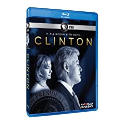 American Experience: Clinton [Blu-ray]