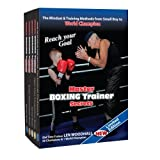 Boxing Instructional 5 DVD Box Set , Master Boxing Trainer Secrets , A Brilliant Template To Follow On The Mindset and Training Methods You Need To Be A World Champion, Region 2 (Pal) English Speaking Plus free training programme and diet sheet.