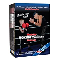 Buy Boxing Instructional 5 DVD Box Set , Master Boxing Trainer Secrets , A Brilliant Template To Follow On The Mindset and... by Master Boxing Trainer Secrets