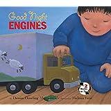 Good Night Engines/Wake Up Engines flip padded board book