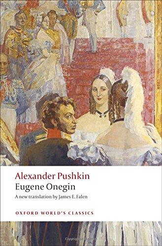 Oxford World's Classics: Eugene Onegin: A Novel in Verse (World Classics)