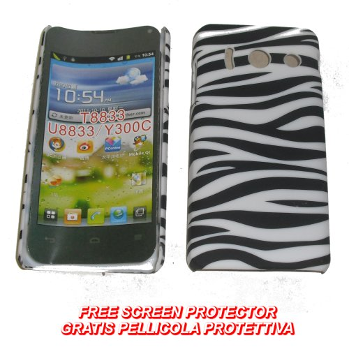 kgc-doo-custodia-pellicola-back-cover-zebra-per-huawei-ascend-y300-custodia-back-cover-cover-pellico