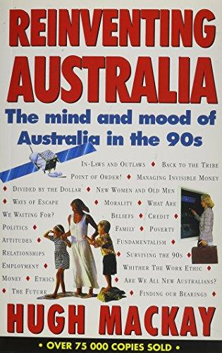 Reinventing Australia