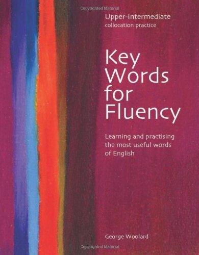 Keywords for Fluency. Upper-Intermediate