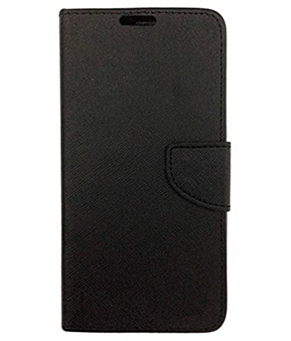 CELZO-Flip-Cover-Case-for-Infocus-Bingo-21-M430-Black