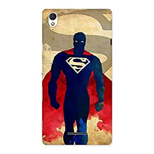 Enter The Man Back Case Cover for Sony Xperia T3