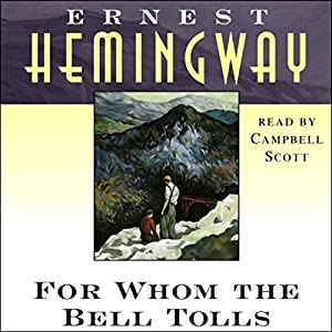 For Whom the Bell Tolls Audiobook