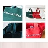 ディーン&デルーカ DEAN & DELUCA トートバッグ Sサイズ キャンバス ランチバッグ エコバッグ