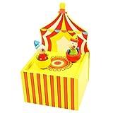 Bigjigs Toys BJ185 Theatre Music Box