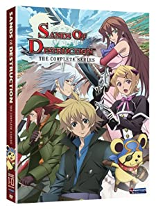 Sands of Destruction: The Complete Series (Viridian Collection)