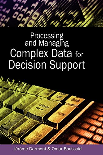 Processing And Managing Complex Data for Decision Support (Tapa Dura)