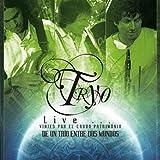 Live... Viajes Por El Crudo Patrimonio De Un Trio Entre Dos Mundos