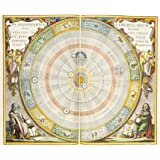Harmonia Macrocosmica, by Andreµ Cellarius (Print On Demand)