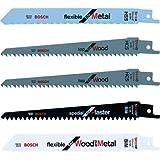 Bosch F016800307 - Pack de 5 cuchillas para KEO