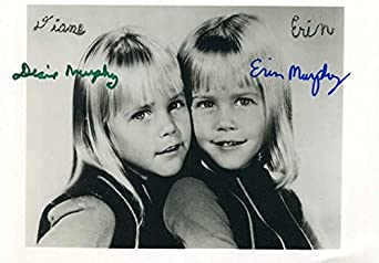 Erin Murphy / Diane Murphy RARE RARE Bewitched In Person Autographed