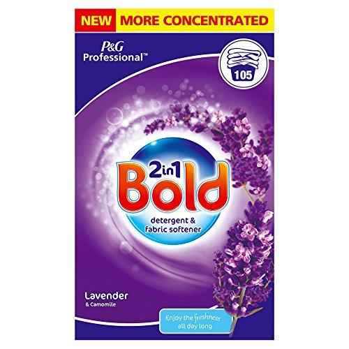 Bold Professional Detergent Lavender 105Wash x 1 pack