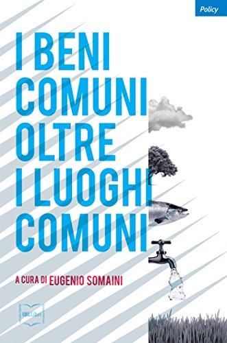 Image for publication on I beni comuni oltre i luoghi comuni (Policy) (Italian Edition)