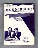 img - for Mood Indigo - Vintage 1931 Sheet Music. Duke Ellington, Irving Mills, Albany (Barney) Bigard. Norman Petty Trio Cover Variant. Gotham Music Srvice,Inc. / Mills Music Inc. book / textbook / text book