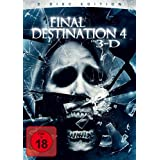 "Final Destination 4 (2 Disks, inkl. 3D-Version des Films + vier 3-D Brillen) [2 DVDs]von ""Bobby Campo"""