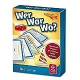 ASS Altenburger 22509583-Wer war Donde? Juegos y Puzzles, color azul