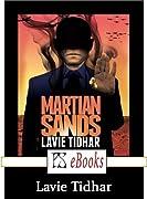 Martian Sands by Lavie Tidhar cover image