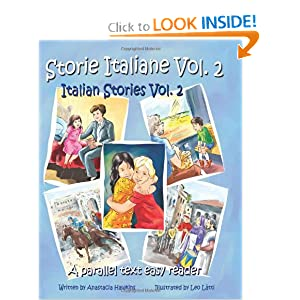 Storie Italiane Volume 2 - Italian Stories Volume 2: a parallel text easy reader (Italian Edition)