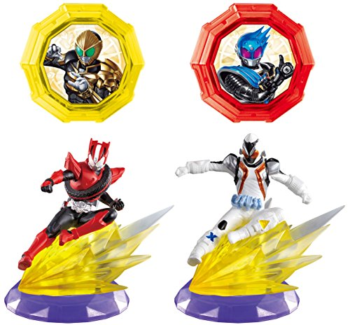 Kamen Rider Summonride! SR-01 Hikari-no-Ride Figure & Chip Set Drive & Fourze