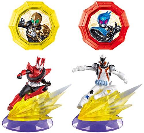 Kamen Rider Summonride! SR-01 Hikari-no-Ride Figure & Chip Set Drive & Fourze