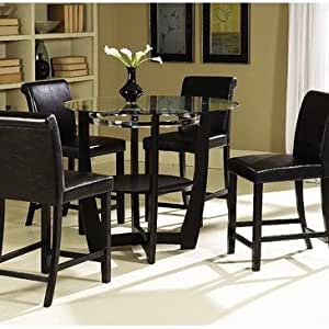 Homelegance Sierra 3 Piece Dining Room Set Table Chair Sets