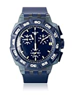Swatch Reloj de cuarzo Man BLUE HERO SUIN402 42 mm