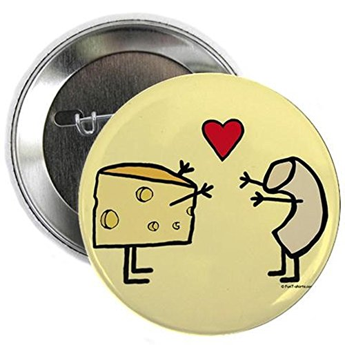 CafePress - Macaroni And Cheese 2.25&Quot; Button - 2.25