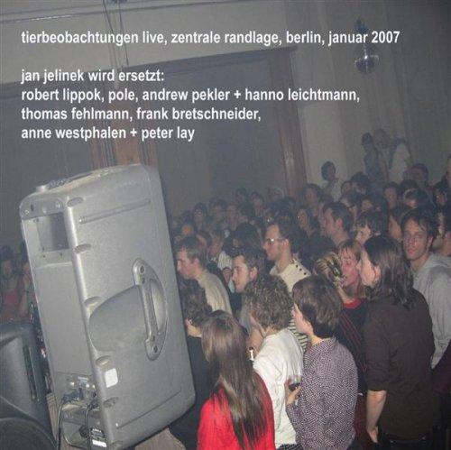The Ballad Of Soap und: Die Gema nimmt Kontakt auf (live played by Andrew Pekler & Hanno Leichtmann) - live