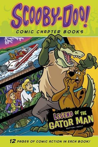 scooby-doo-and-the-legend-of-the-gator-man-warner-brothers-scooby-doo-comic-chapter-books