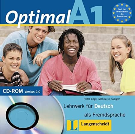 Optimal A1 - CD-ROM A1: Lehrwerk für Deutsch als Fremdsprache: Deutsch als Fremdsprache für erwachsene und jugendliche Anfänger ohne Vorkenntnisse